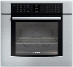 Brand: Bosch, Model: HBL8450UC, Color: Stainless Steel