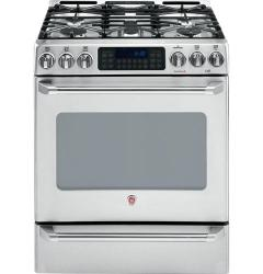 Brand: GE, Model: CGS980SEMSS, Color: Stainless Steel