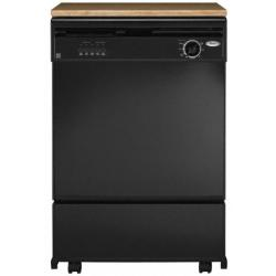 Brand: Whirlpool, Model: DP840SWSX, Color: Black