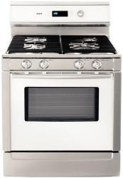 Brand: Bosch, Model: , Color: White with Stainless Steel Trim