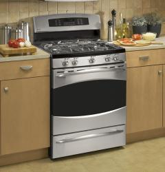 Brand: GE, Model: PGB916SEMSS, Color: Stainless Steel