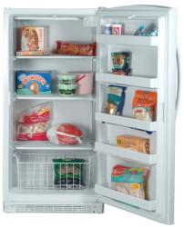 Brand: Whirlpool, Model: EV161FZRQ, Style: 16.0 cu. ft. Upright Freezer
