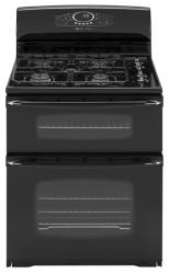 Brand: Maytag, Model: MGR6875ADW, Color: Black