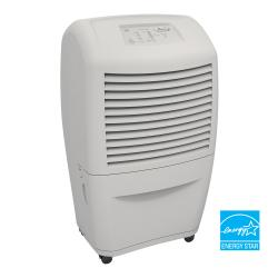 Brand: Whirlpool, Model: AD50USS, Style: 50 Pint Dehumidifier