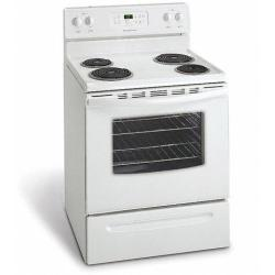 Brand: FRIGIDAIRE, Model: FEF356GB, Color: White-on-White