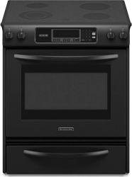 Brand: KitchenAid, Model: KESK901SBL, Color: Black