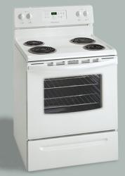 Brand: Frigidaire, Model: FEF355EQ, Color: White