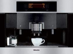 Brand: MIELE, Model: CVA4075, Style: CVA4000 Series Whole Bean / Ground Coffee Systems