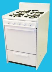 Brand: Haier, Model: HGRA241AAWW, Color: White