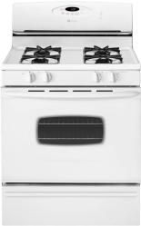 Brand: Maytag, Model: MGR4451BDS, Color: White