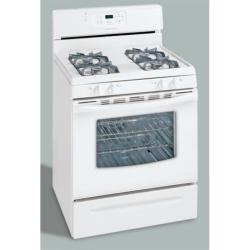 Brand: FRIGIDAIRE, Model: FGF375FS, Color: White-on-White