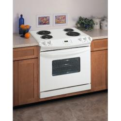 Brand: FRIGIDAIRE, Model: FED300ES, Color: White