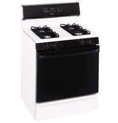 Brand: HOTPOINT, Model: RGB740BEHWH, Color: White