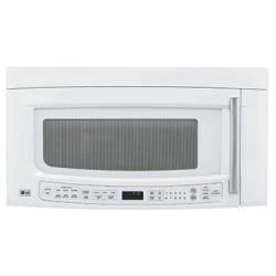 Brand: LG, Model: LMVM2075SW, Color: White