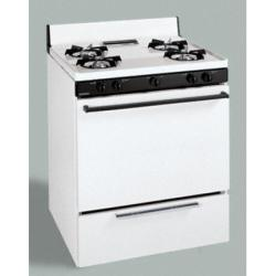 Brand: FRIGIDAIRE, Model: FGF303CW, Style: 30