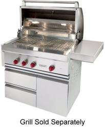 Brand: WOLF, Model: BBQ36C, Style: Featured View
