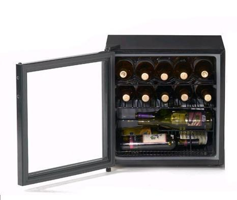 Wc191bg Avanti Wc191bg Full Size Wine Coolers Black