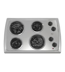 Brand: Whirlpool, Model: RCS3014RQ, Color: Stainless Steel