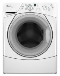 Brand: Whirlpool, Model: , Color: White with Grey Accents