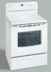 Brand: FRIGIDAIRE, Model: GLEF379DB, Color: White-on-White
