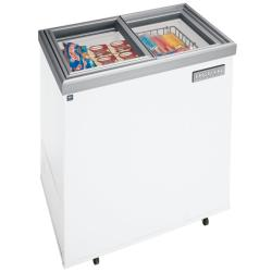 Brand: FRIGIDAIRE, Model: FCCG071FW, Style: 7.2 Cu. Ft. Commercial Ice Cream Freezer
