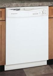 Brand: Frigidaire, Model: FDB1050REC, Color: White-on-White