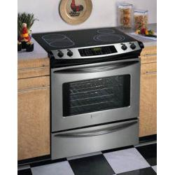 Brand: Frigidaire, Model: PLES399EC, Color: Stainless Steel