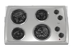 Brand: Whirlpool, Model: RCS3004RS, Color: Stainless Steel