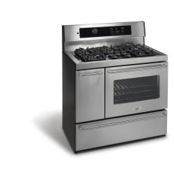 Brand: Frigidaire, Model: PLCF489CC, Color: Stainless Steel