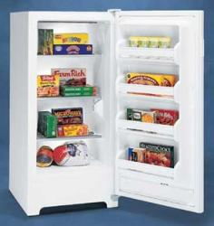 Brand: FRIGIDAIRE, Model: FFU0912DW, Style: 8.7 Cu. Ft. Upright Freezer