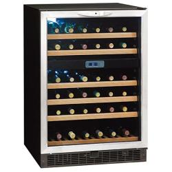 Brand: DANBY, Model: DWC513BLS, Color: Black with Stainless Steel Door Trim