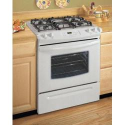Brand: Frigidaire, Model: FGS365EQ, Color: Bisque on Bisque