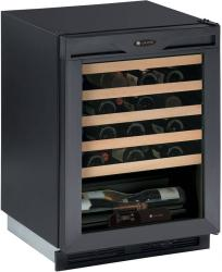 Brand: U-Line, Model: 1175WCS13, Color: Black Frame, Field Reversible Door