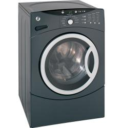 Brand: GE, Model: WCVH6260FWW, Color: Granite Grey