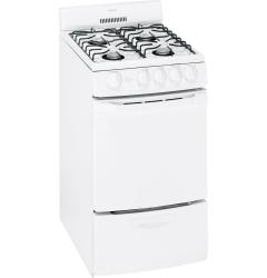 Brand: HOTPOINT, Model: RGA720PKWH, Color: White