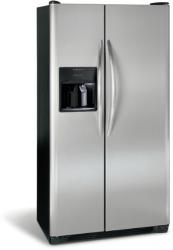 Brand: Frigidaire, Model: FRS3HF6JW, Color: Stainless Steel