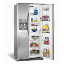Brand: Frigidaire, Model: PHS68EJSB, Style: 26.0 cu. ft. Side by Side Refrigerator