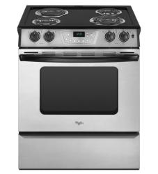 Brand: Whirlpool, Model: RY160LXTQ, Color: Stainless Steel