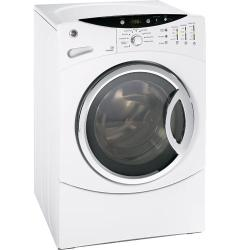 Brand: GE, Model: WCVH6400JWW, Color: White