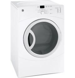 Brand: GE, Model: DBVH520EJWW, Color: White
