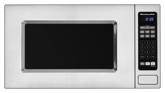 Kitchenaid Kcms2055sss 2 0 Cu Ft Countertop Microwave