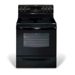 Brand: FRIGIDAIRE, Model: GLEF389HS, Color: Black on Black