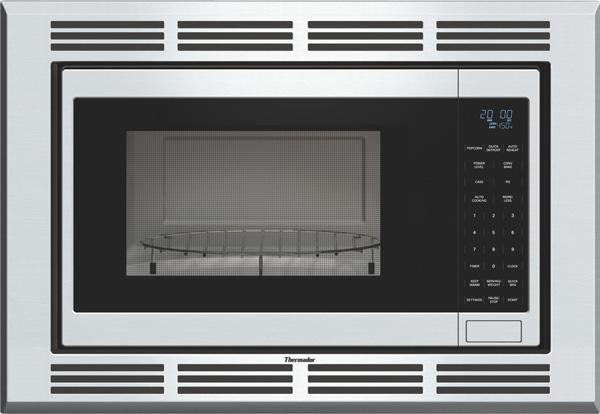 Thermador Mces 1 5 Cu Ft Built In Microwave Oven With