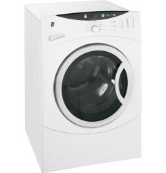 Brand: GE, Model: WCVH6260HWW, Color: White