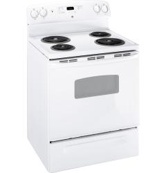 Brand: GE, Model: JBS27DMBB, Color: White