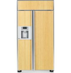 Brand: General Electric, Model: PSB42YGXSV, Color: Stainless Accents/Panel Required