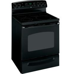 Brand: GE, Model: JB650, Color: Black