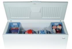 Brand: Whirlpool, Model: EH221FXRQ, Style: 21.7 cu. ft. Chest Freezer