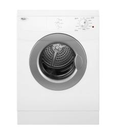 Brand: Whirlpool, Model: WED7500VW, Color: White