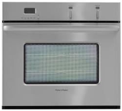Brand: Fisher Paykel, Model: OS302SS, Color: Stainless Steel